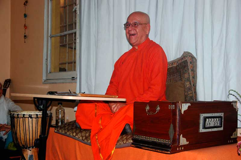 Swami Ekananda Yoga