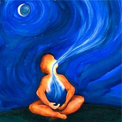 Yoga respiración consciente