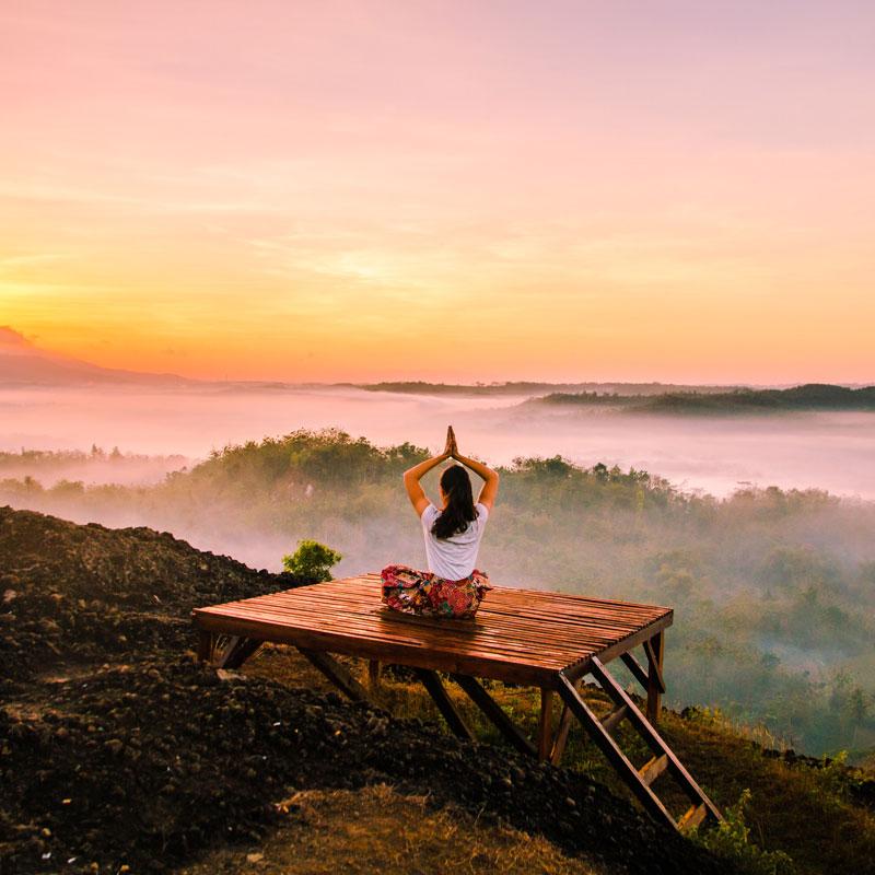 La respiración consciente